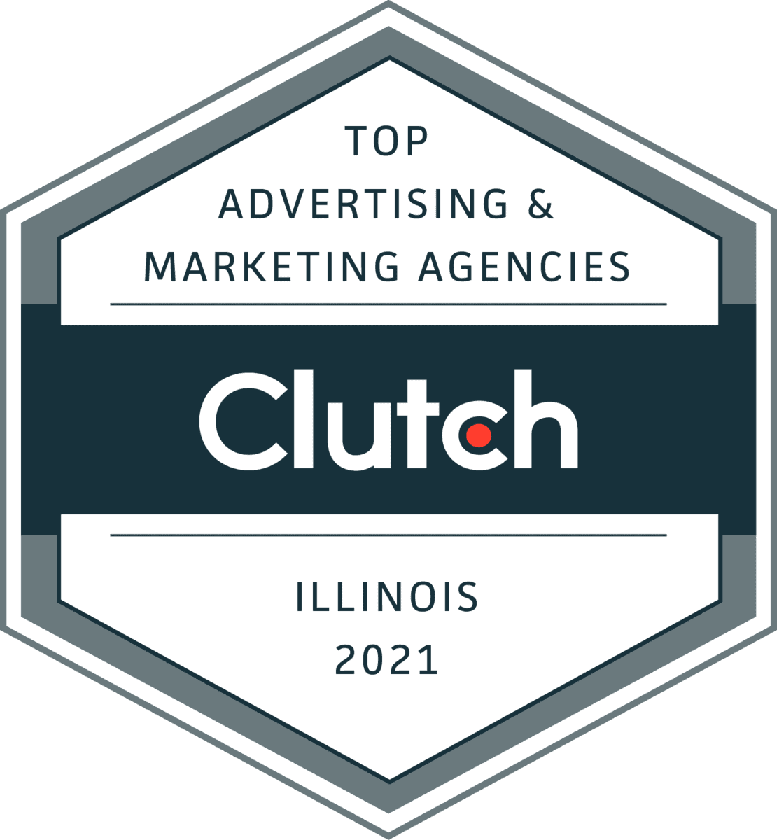 Clutch Names Chykalophia as a Top Marketing Company in Illinois for 2021